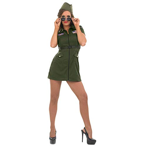 Ladies Pilot Fancy Dress - fun shack, Womens Aviator Pilot,