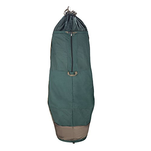 Elf Stor Deluxe Heavy Duty Holiday Christmas Tree Upright Storage Bag For 7.5 Ft. Trees