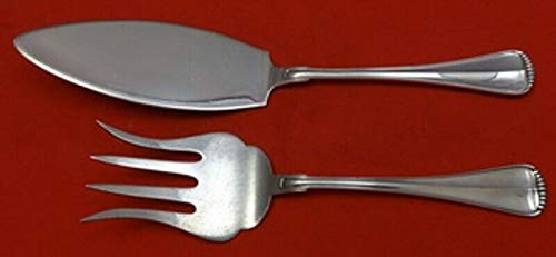 Milano by Buccellati Italian Sterling Silver Fish Serving Set 2pc Fork Server (Serving Sterling Fish Set)