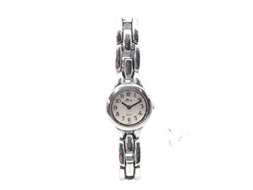 Reloj Lotus de señora acero esfera blanca 20 mm. W.R. 5 atm: Amazon.es: Relojes