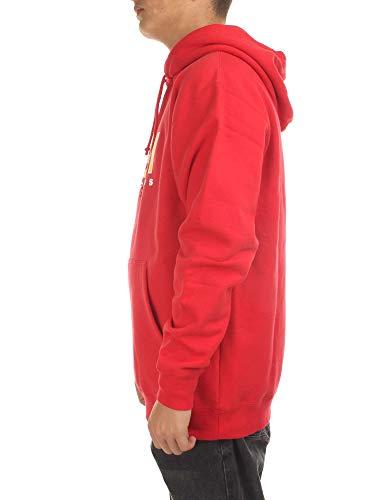 Sudaderas 224180238 Rojo Hombre Obey Obey Hombre 224180238 Sudaderas E00Rgqw