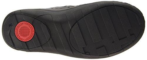 Barato de moda Mujer Fitflop Superloafer Nubuck Slip-on Negro Comprar bajo costo de envío barato I3SgqyeelE