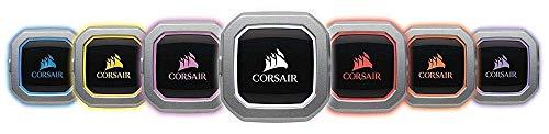 CORSAIR HYDRO Series H115i PRO RGB AIO Liquid CPU Cooler,280mm, Dual ML140 PWM Fans, Intel 115x/2066, AMD AM4 (Renewed) by Corsair (Image #2)