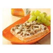 Tonys 51 Percent Whole Grain Sausage and Country Gravy Breakfast Pizza -- 128 per case. by Schwan's
