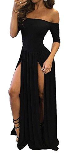 long dress with split - 6