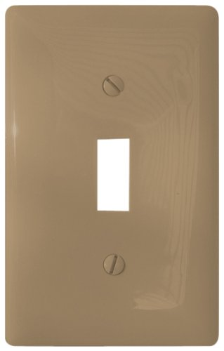 Diamond Group 4132B-BOX Brown Brown Switch Toggle Cover