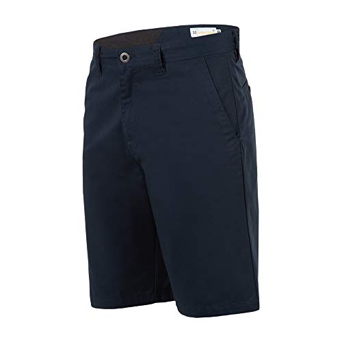 Volcom Men's Frickin Chino Short, Dark Navy ()