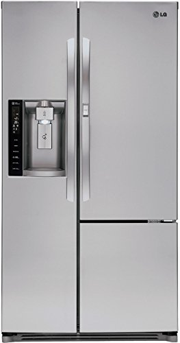 LG LSXS26386S Side Side Refrigerator