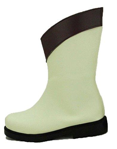 Bromeo Black Butler Kuroshitsuji Soma Cosplay Schuhe Stiefel Stiefeletten