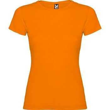 Roly Camiseta Jamaica - S, Naranja