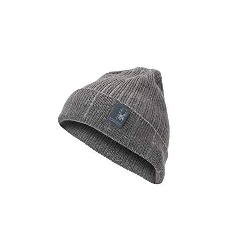Spyder Men's Hobby Hat, Polar/Alloy, One Size