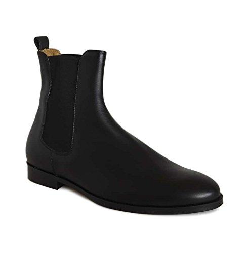 Bobbies Romaanse Laarzen 45574 Zwart Zwart