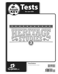 Heritage Studies 5 Tests - Heritage Studies Tests AK Grd3