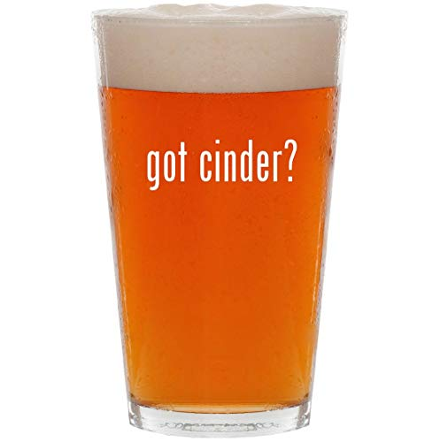 got cinder? - 16oz All Purpose Pint Beer - Gold Kona Series