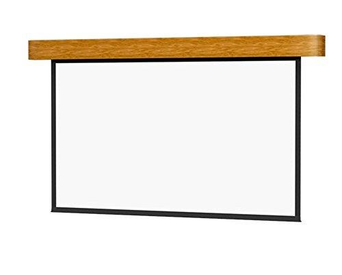 (Da-Lite Projector Screen Accessories Designer Electrol - Cambridge High Power Gunstock Walnut 84 x 84)