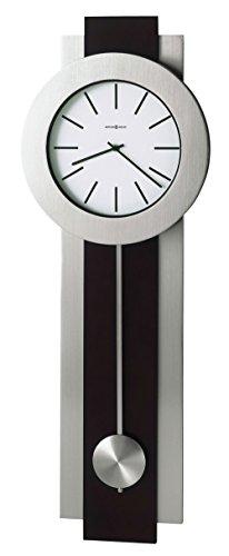 Howard Miller 625-279 Bergen Wall Clock 88 Cherry Bars