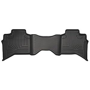 Husky Liners 19011 WeatherBeater Series Black Second Seat Floor Liner