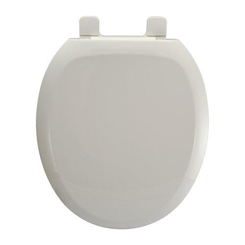 Round Open Front Toilet Seat - 7