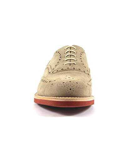 donna 5 Up Beige Sand Scarpe da Lace 42 Church's vHnwz8Ix