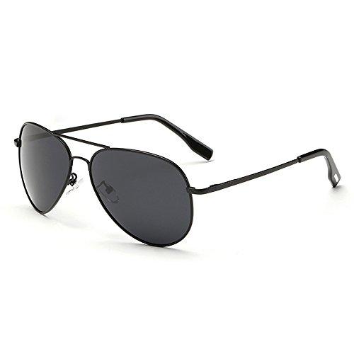 Sunglasses Men's Men Vintage Black Frame Driving Eyeglasses Glasses Protection Travel Lens For Mirror Accessories grey UV Polarized Eyewear Sunglasses Sun Fashion drwT6dY