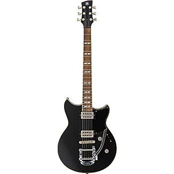 Yamaha Revstar RS720B Electric Guitar, Shop Black
