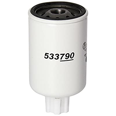 WIX Filters - 33790 Heavy Duty Spin On Fuel Water Separator, Pack of 1: Automotive