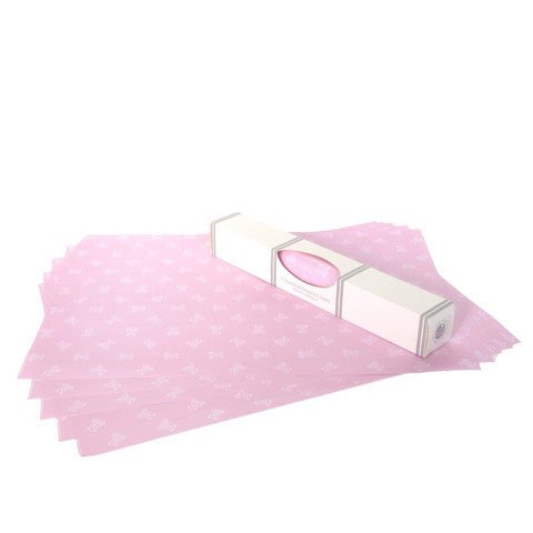Master Herbalist Pink Teddy Bear Scented Drawer Liners - 5 Per Box