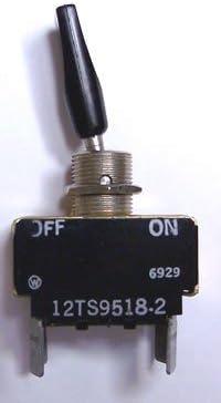 Microswitch L191 Toggle 15A 125 250 277 1//2 Hp 125 1 Hp 250 277 Vac