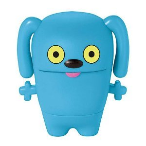 Uglydoll Action Figure: Blue Ket - Series 3 (Uglydoll Action Series Figures)