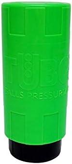PRO ELITE complementos de padel TUBOPLUS X3 (Verde) +Toallita ...