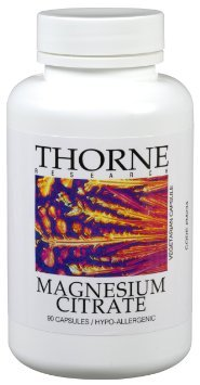 Торн Research цитрат магния (90 капсул) в упаковке 2