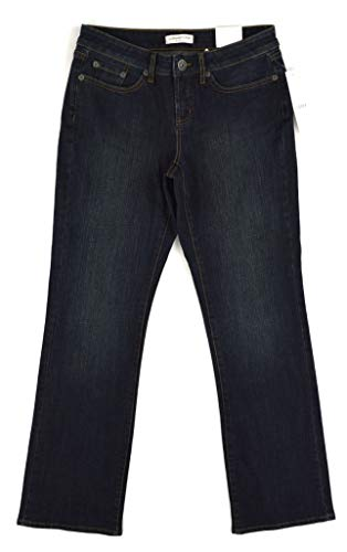 Coldwater Creek Womens River Fit Bootleg Jeans ~ Sz 6