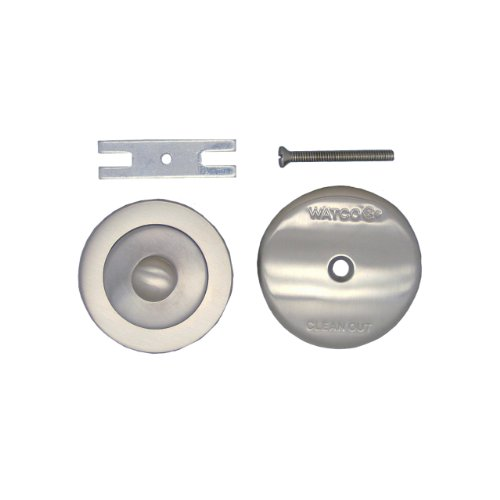 Lift Stopper - Watco Manufacturing 48400-CP NuFit Lift and Turn Trim Kit, Chrome Plated