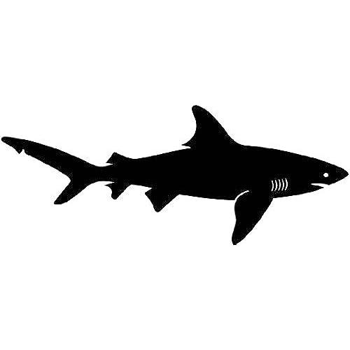 Shark Silhouette: Amazon.com