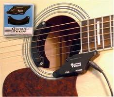 Guitar Tech D8 micrófono para audición guitarra acústica: Amazon ...