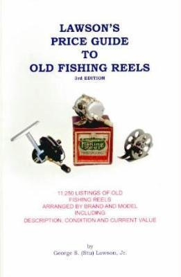 Fishing reels canada for Antique fishing reels price guide