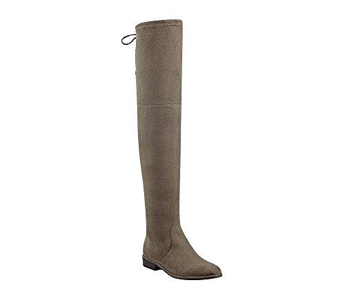 Marc Fisher Humor To Over-the-knee Boots Brown 8 M