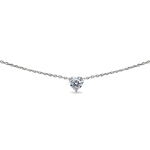 Shaped Cubic Zirconia Solitaire - 4