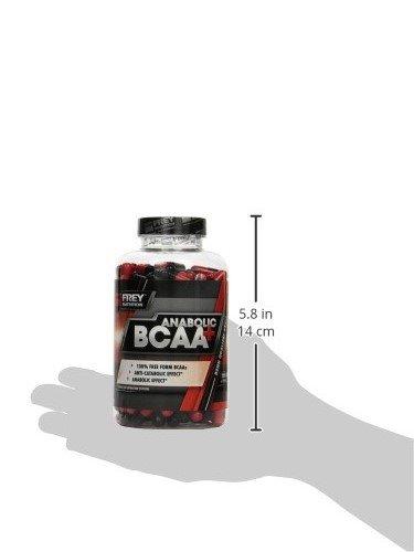 Frey Nutrition Anabolic BCAA, 1er Pack (1 x 250 g)