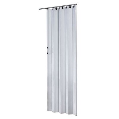 LTL Home Products NV3680H Nuevo Interior Accordion Folding Door 36 x 80 Inches White