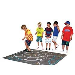 Foam Hopscotch Board - jWAY™ Hopping Game (SET)