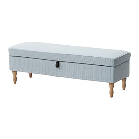 Ikea 6204.82911.306 - Banco con Almacenamiento, Color Azul y ...