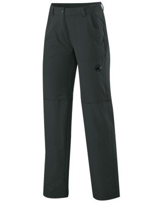 Mammut Hiking Zip Off Pants Women - Outdoor Zipphose