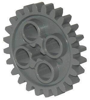 Gear 24 Tooth (New Style - Single Axle Hole) ()