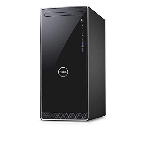 (Dell Inspiron 3000 Desktop Computer Intel Core i5-8400, Choose 8GB/12GB/16GB/32GB DDR4 RAM, 1TB to 2TB Hard Drive,128GB to 1TB SSD, Monitor Bundle, DVD-RW, 802.11b/g/n, Bluetooth 4.0, HDMI)