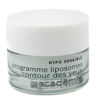 Academie Hypo-Sensible Eye Contour Gel, Puffiness, 0.5 Ounce