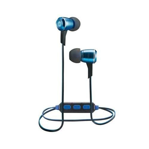 Wireless Bluetooth Metal Earbuds Gunmetal - iHome IB29LC