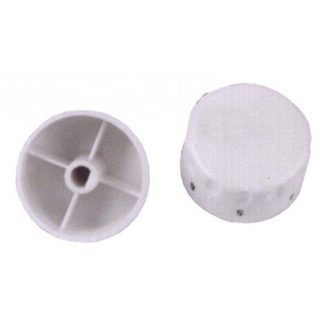 Mando horno Teka blanco diametro Eje 6 mm H-500: Amazon.es ...