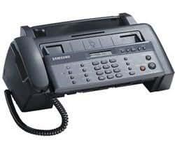 Samsung SF-365TP Inkjet - Fax (Inyección de tinta, 14,4 Kbit/s, 600 x 300 DPI, 6 s/página, 10 localizaciones, 3 cpm)