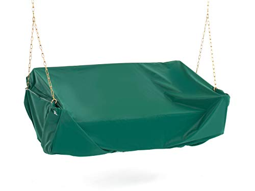 Covermates - Outdoor Swing Covers - 63W x 26D x 26H - Classic Collection - 2 YR Warranty - Year Around Protection - Green